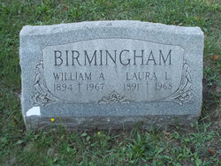 Laura Louise <i>Reimann</i> Birmingham