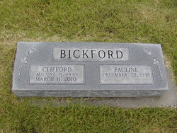 Clifford Neal Bickford