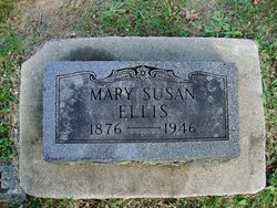 Mary Susan <i>Akin</i> Ellis
