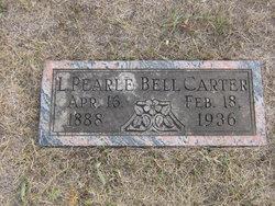 Leila Pearl <i>Bell</i> Carter