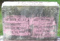 Henry Clay Moore