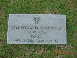 Roy Edward Watson, Jr