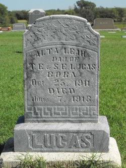 Alta Leah Lucas