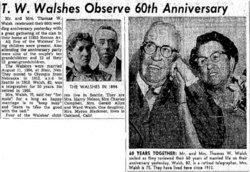 Thomas Washington Walsh