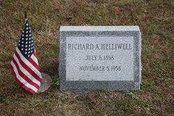 Richard Almer Dick Helliwell
