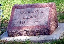 Catherine Margaret Kate <i>Brandt</i> Helmers