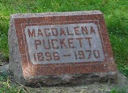 Magdalena Lena <i>Brandt</i> Puckett