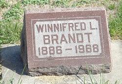 Winnifred <i>Louden</i> Brandt