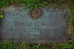Dollie G Baird
