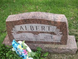 Arlena <i>Ward</i> Albert