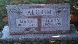 Mary Jane <i>Darr</i> Algrim