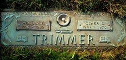 Clara D <i>Seeger</i> Trimmer