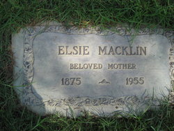 Helen Elsie <i>Nolan</i> Macklin