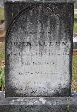 John L Allen
