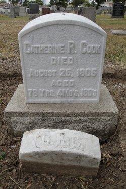Catherine K. <i>Keeler</i> Cook
