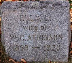 Ella E Atkinson