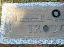 Jacob Claude Troutman, Jr