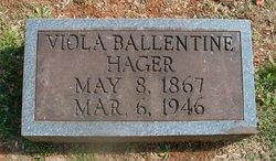 Viola <i>Ballentine</i> Hager