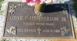Gene Franklin Henderson, Jr