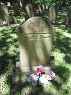 Mary Virginia <i>Thurston</i> Lewis Shawn