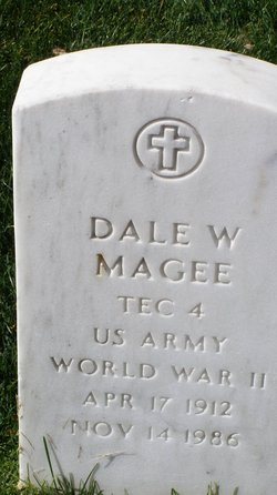 Dale W Magee