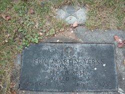 Eric Martin Yerks