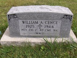 William A. Cence