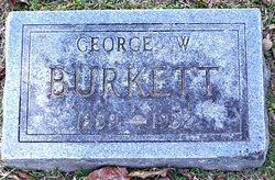 George Washington Burkett