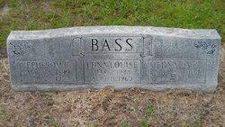 Edna Fair Bass