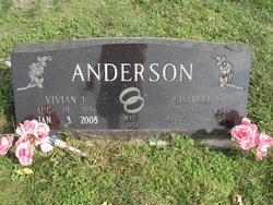 Vivian L. <i>Howland</i> Anderson