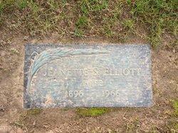 Jeanette S Nettie <i>Johnston</i> Elliott