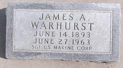 James A. Warhurst