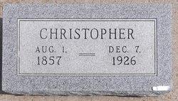 Christopher Warhurst