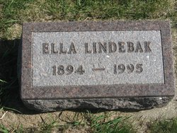 Ella <i>Thompson</i> Lindeback