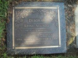 Deborah <i>Kline</i> Aguado