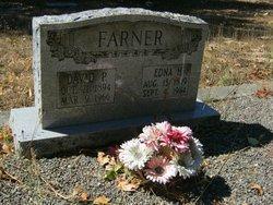 Edna Henrietta <i>Irwin</i> Farner