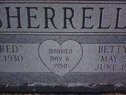 Betty Jane <i>Burks</i> Sherrell