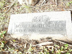 Myrtle Ruth Beall