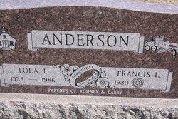 Lola Ilene <i>Hanshaw</i> Anderson