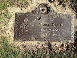 Maude <i>Vincent</i> Kelso