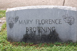 Mary Florence Browning