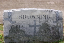 James A Browning