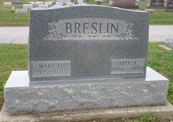 Leo Joseph Breslin