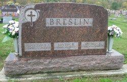 Edythe B. <i>Burns</i> Breslin