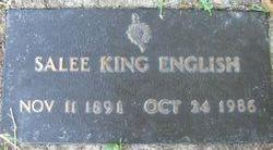 Salee <i>King</i> English
