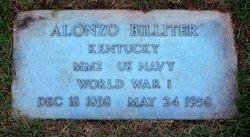 Alonzo Billiter