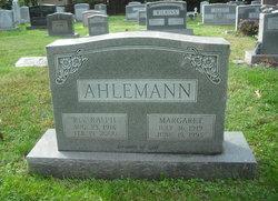 Rev Ralph P Ahlemann
