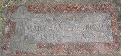Eug�nie Mary Jane <i>Plante</i> DesRosiers