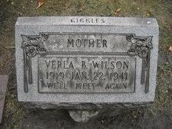 Verla B. Giggles Wilson