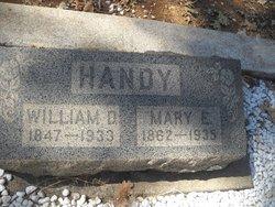 Mary E. Handy